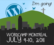 WordCamp Montreal 2011