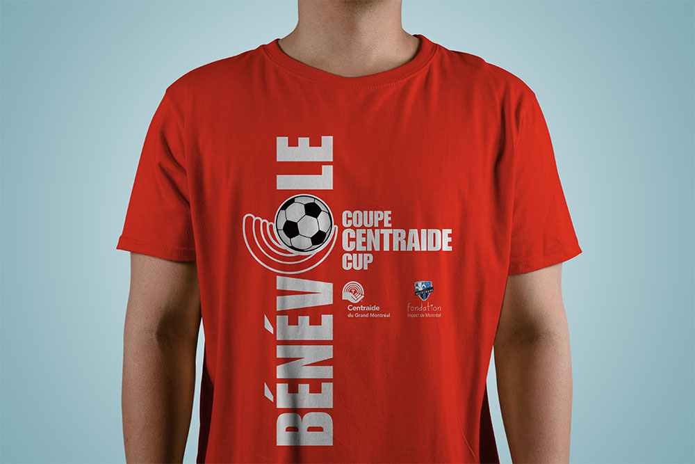 Centraide - Volunteers T-Shirts