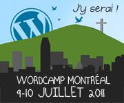 WordCamp Montréal 2011