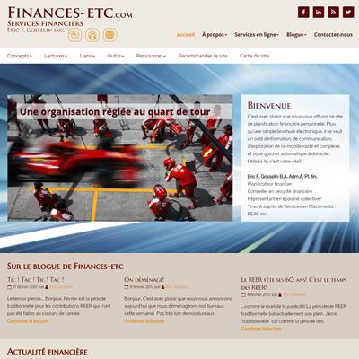 Finances-etc